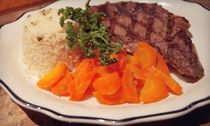 Rubino's Restaurant - Rocklin: $15 for $30 Worth of Italian Cuisine at Rubino's Restaurant in Rocklin
