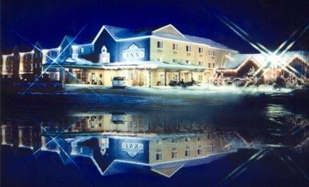 Stoney Creek Inn's Wausau Hotel & Logger's Landing - Stoney Creek Inn's Wausau Hotel & Logger's Landing in Rothschild