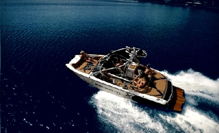 Invert Sports: 1-Hour Luxury Boat Tour on Utah Lake for 1 - Invert Sports in American Fork