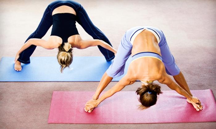 Bodhi Hot Yoga - Stuart: $30 for Five Classes at Bodhi Hot Yoga in Stuart ($75 Value)