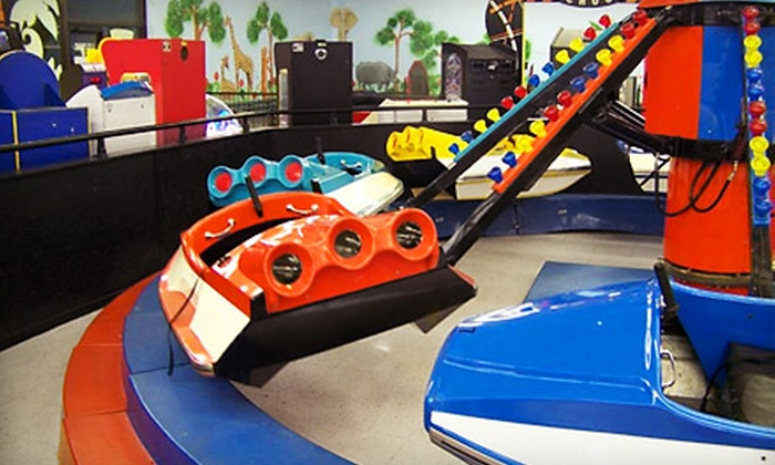 Jambo! Park - Dobson Ranch: $31 for an Amusement-Park Outing for Four at Jambo! Park in Mesa ($63.96 Value)
