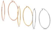 GROUPON: Women's Hoop Earrings Women's Hoop Earrings