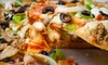 Frankie V's Pizzeria & Sports Bar - Wyoming: $10 for $20 Worth of Pizzas, Pastas, and Drinks at Frankie V's Pizzeria & Sports Bar in Wyoming