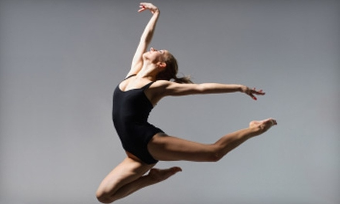 The Dance Pointe - Tulsa: $25 for One Month of Classes at The Dance Pointe