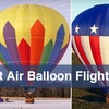 Boise Hot Air Company - Boise City: $98 for One Ticket for a Hot-Air Balloon Ride from Boise Hot Air Company ($200 Value)