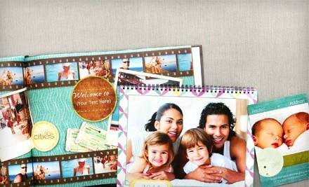$50 Groupon to Mixbook - Customized Wall Calendars from Mixbook in