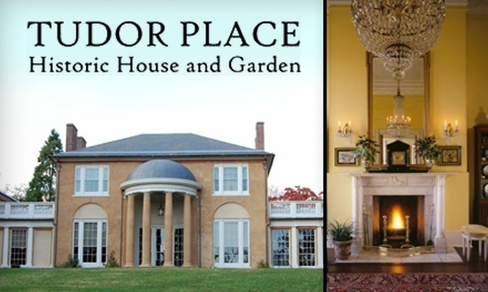 Tudor Place Historic House And Garden   Georgetown: Membership To Tudor  Place Historic House And