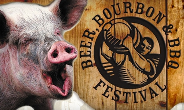 Beer, Bourbon & BBQ Festival - Capitol Hill Area: $23 for VIP Admission to Beer, Bourbon, and BBQ Festival (a $40 value)