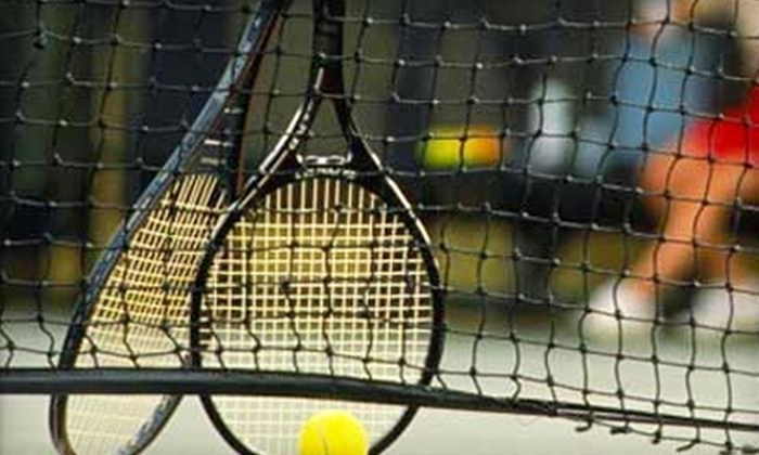 ClubSport Valley Vista - Northgate Area: $29 for Four One-Hour Group Tennis Lessons with a USPTA Professional at ClubSport Valley Vista in Walnut Creek ($60 Value)