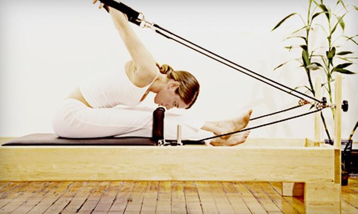 IM=X Pilates Studio - Midtown: $39 for Five Pilates, Yoga, or Fitness Classes at IM=X Pilates Studio ($225 Value)