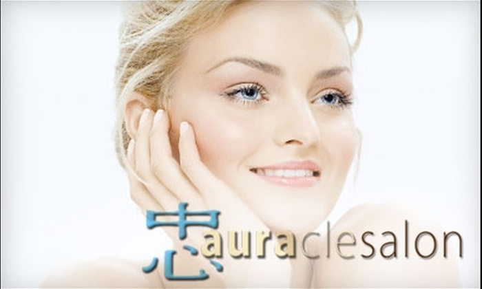 Beautiful Skin at Auracle Salon - St. Petersburg: $45 for a Microdermabrasion Treatment with Enzyme Mask Facial from Beautiful Skin at Auracle Salon ($150 Value)