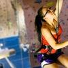 Up to 70% Off Indoor Rock Climbing at Hangar 18