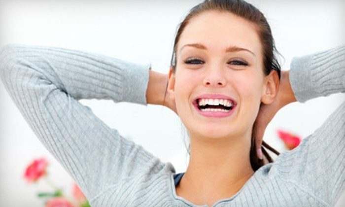 Smile Dental Care - Multiple Locations: Zoom! Teeth Whitening and Dental Services or Zoom! Whitening at Smile Dental Care (79% Off). Three Locations Available.