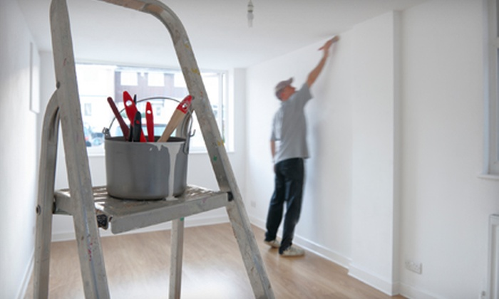 The Omaha Painters - Midtown: $85 for Professional Painting of One Room from The Omaha Painters ($220 Value)
