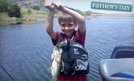 Fish Strong Guide Service: 1 Half Day Guided Fishing Trip for 2 People - Fish Strong Guide Service in