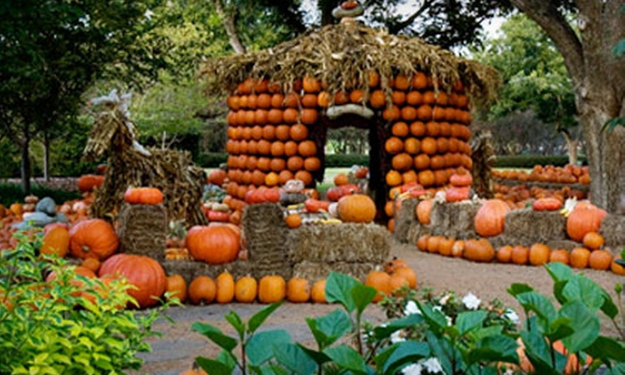 Dallas Arboretum - Lakewood: Two, Four, or Six Adult Admissions to The Dallas Arboretum and Botanical Garden