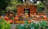 Dallas Arboretum and Botanical Garden – Half Off Admission