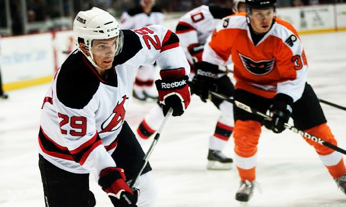 Albany Devils vs. Lehigh Valley Phantoms