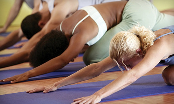 International Fitness - Franklin - Randolph: $25 for Fitness Classes, Including Zumba, and Yoga, and Gym Access at International Fitness ($150 Value)