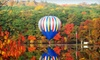 Bella Via Balloon Co. - Biotech Park Area: $159 for a Two-Person Hot Air Balloon Experience at Bella Via Balloon Co. ($500 Value)