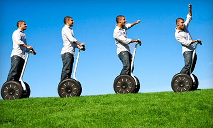 Boston Gliders - North End: One- or Two-Hour Segway Tour of Boston from Boston Gliders