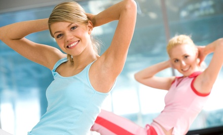 10-Week Fitness Challenge at Farrell's Extreme Body Shaping (50% Off)