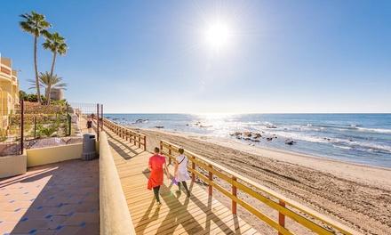 Costa del Sol: apartamento de 1 habitación para hasta 4 con opción botella de vino en Macdonald Doña Lola Resort