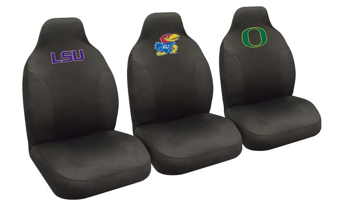 NCAA Vehicle Seat Cover