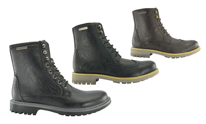 rocawear s high top boots groupon goods