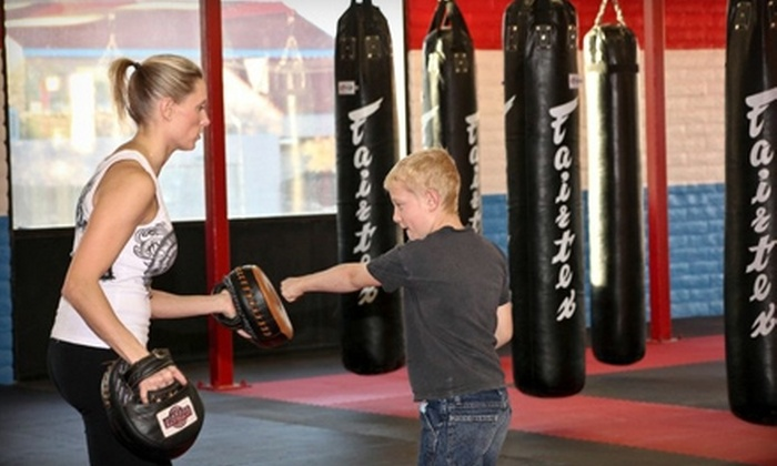 X1 Sports and Fitness - Tucson: $19 for Seven Kids' Self-Defense-and-Mixed-Martial-Arts Classes at X1 Sports and Fitness