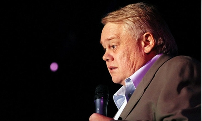 "Louie Anderson Theater - Las Vegas: $25 for One General-Admission Ticket to ""Louie LOL"" at the Louie Anderson Theater (Up to $56.95 Value)"