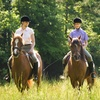 Half Off Trail Ride for Two at Chain O' Lakes State Park in Spring Grove