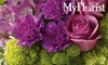 MyFlorist - Tysons Corner: $30 for $60 Worth of Freshly Cut Floral Designs from MyFlorist
