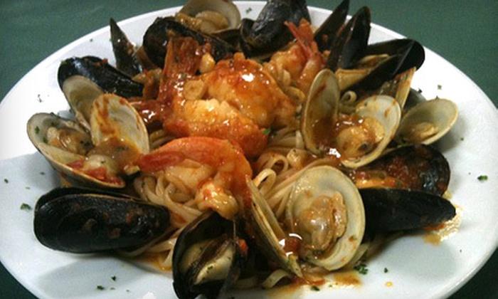Capri Restaurant - Bartons Creek: $15 for $30 Worth of Italian Dinner Fare at Capri Restaurant