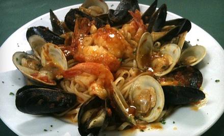 $30 Groupon for Dinner Fare at Capri Restaurant  - Capri Restaurant in Raleigh