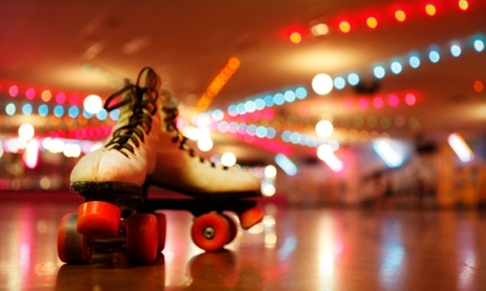 Springfield Skate World - Springfield: $15 for Roller-Skate Sessions Punchcard, Skate Rental, and Snacks at Springfield Skate World (Up to $67 Value)