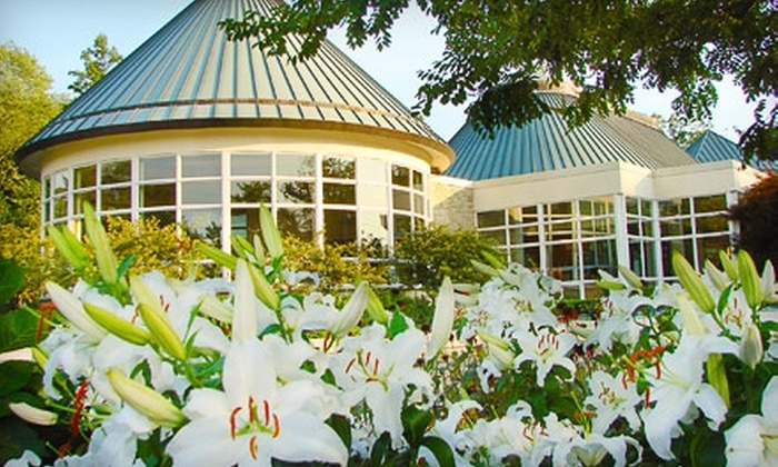 Friends of Fellows Riverside Gardens - Youngstown: $30 for a One-Year Family Membership to Friends of Fellows Riverside Gardens in Youngstown