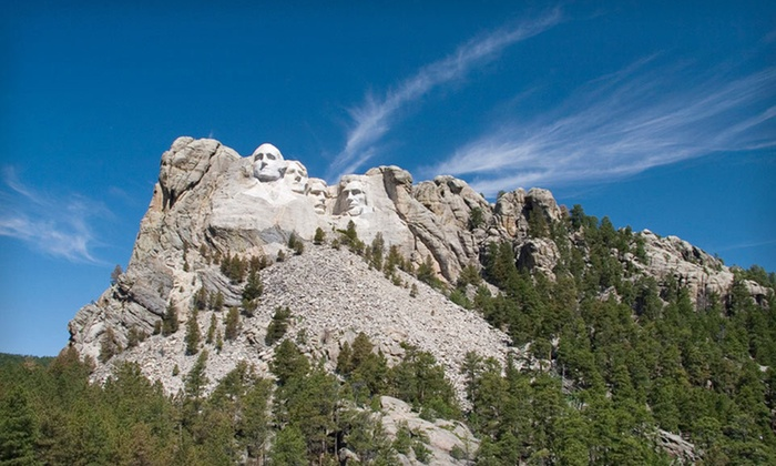 Best Western Plus Four Presidents Lodge - Mount Rushmore: Two-Night Stay in a Two-Queen Room at Best Western Plus Four Presidents Lodge in Black Hills