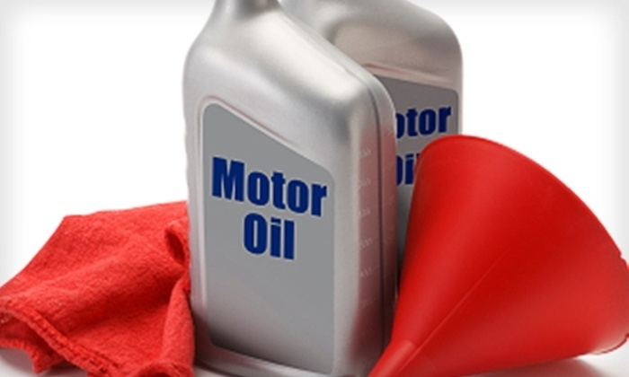 Frank and Sandy's Family Auto Repair - Northwest Austin: $15 for an Oil Change at Frank and Sandy's Family Auto Repair ($30 Value)