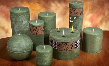 $20 Groupon to Acadian Candle Company - Acadian Candle Company in Richfield