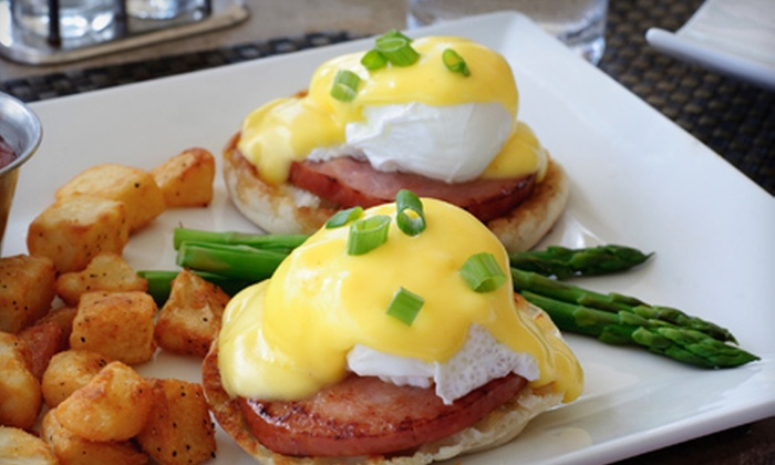 Moonstruck Food & Entertainment - South Elgin: Breakfast for Two or Four at Moonstruck Food & Entertainment in South Elgin