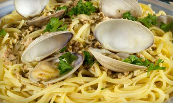 Aroma Ristorante - Avon Lake: $12 for $25 Worth of Italian Fare for Dinner at Aroma Ristorante in Avon Lake