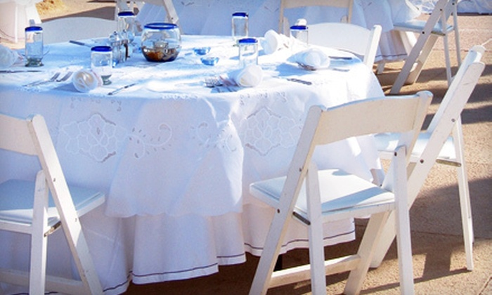 Resnick's Rentals - North Jersey: $39 for $100 Worth of Party Rentals from Resnick's Rentals in Bayonne