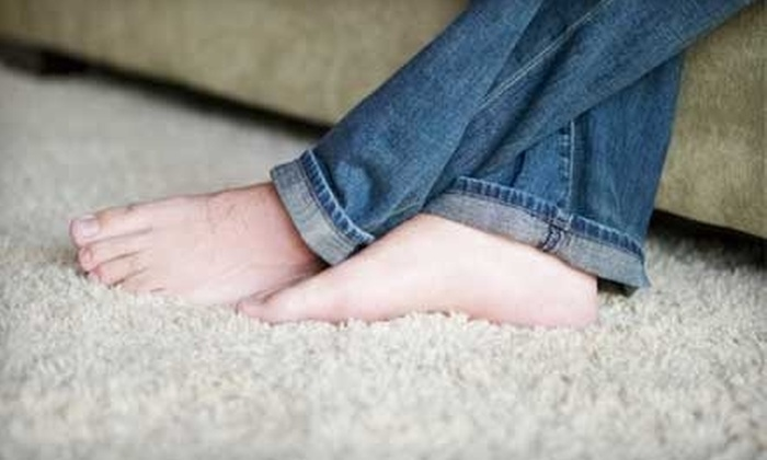 Best Bet Carpet Systems - Central City: $25 for One-Room Carpet Cleaning, Plus a DuPont Teflon Carpet Protectant Treatment from Best Bet Carpet Systems ($54 Value)