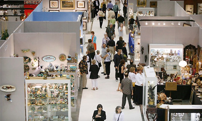 Baltimore Summer Antiques Show - Inner Harbor: $6 for a Four-Day Antique-Show Outing at the Baltimore Summer Antiques Show ($12 Value)