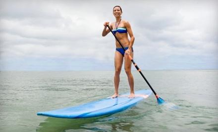 White Rock Paddle Co.: 1-Hour Tandem Kayak Rental - White Rock Paddle Co. in