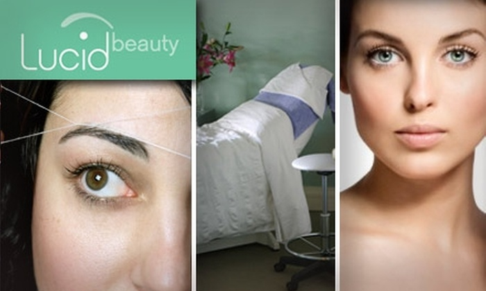 Lucid Beauty - Hayes Valley: $25 for $60 Worth of  Spa Services at Lucid Beauty