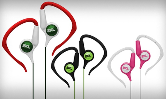 Skullcandy: $8 for Groove Hanger Bud Headphones from 2XL by Skullcandy, Including Shipping ($23.99 Value)