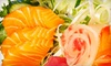 Up to 63% Off Sushi Dinner for Two at Sushi Kai