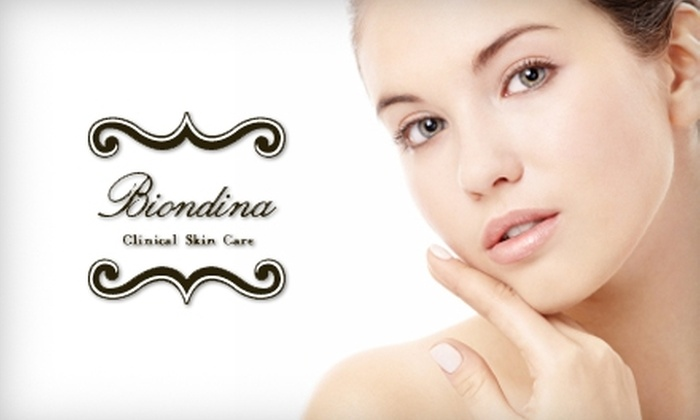 Biondina Clinical Skincare - Mill Valley: $55 for a Four-Layer Facelift at Biondina Clinical Skincare ($115 Value)